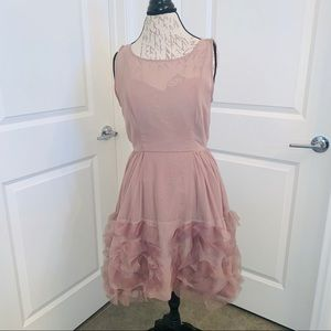 Lauren Conrad Runway Dress
